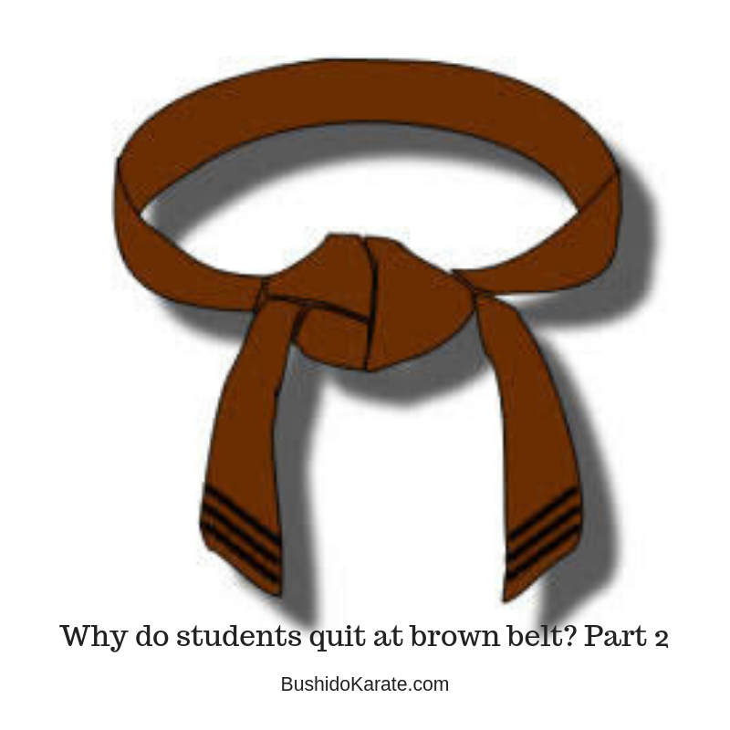brown belt clip art with post title