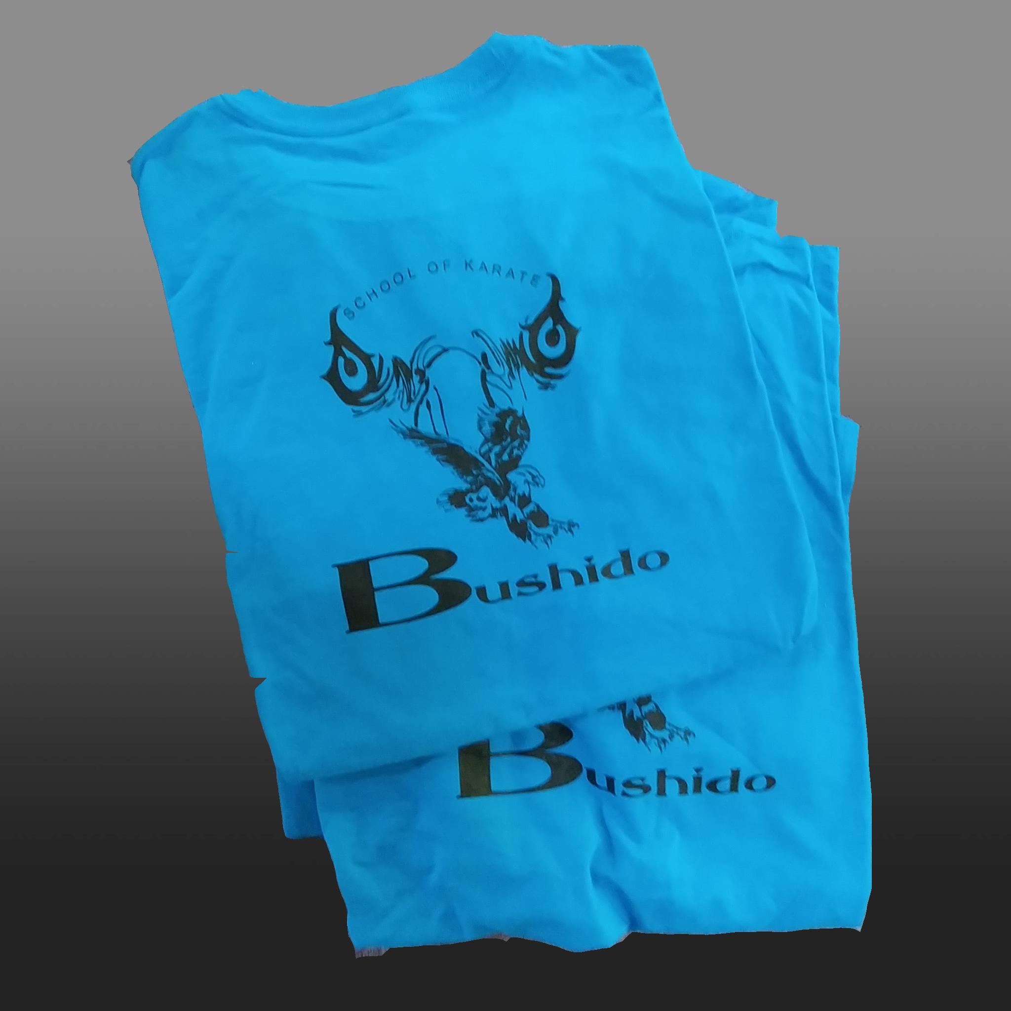 Clothing, Bushido Karate logo (®)